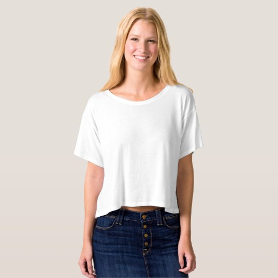 Bella+Canvas T-Shirt für Damen