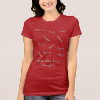 Der Bella MMetropolim Frauen+Leinwand-Liebling T-Shirt