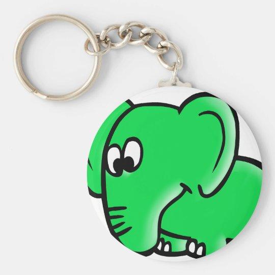 Der Berliner Elefant für die Hosentschen Schlüsselanhänger