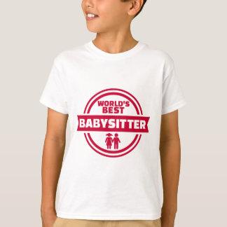 Der beste Babysitter der Welt T-Shirt