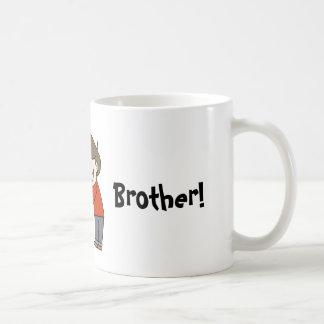 Der beste Bruder der Welt! Tasse