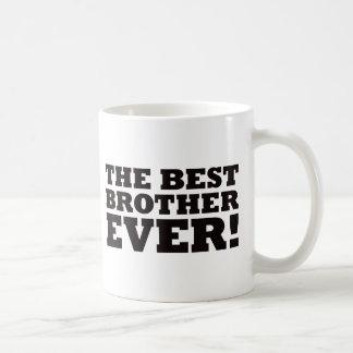 Der beste Bruder überhaupt Tasse