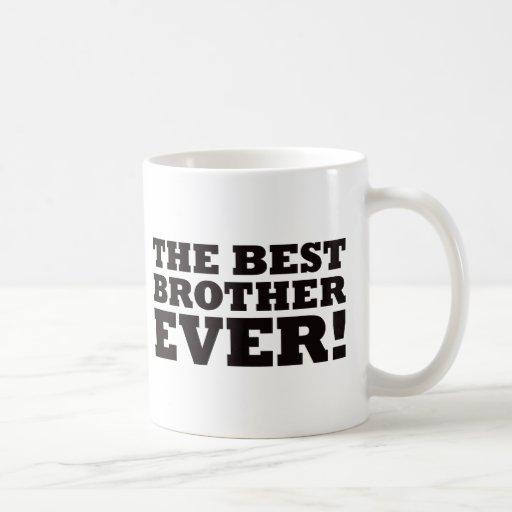 Der beste Bruder überhaupt Teetassen