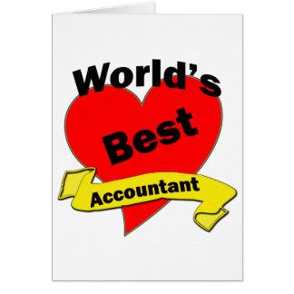 Der beste Buchhalter der Welt Karte
