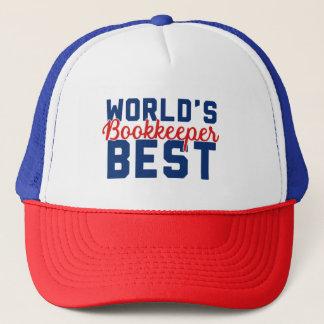 Der beste Buchhalter der Welt Truckerkappe