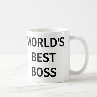 Der BESTE CHEF der WELT - die Büro-Tasse Tasse