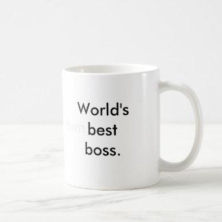 Der beste Chef der Welt dum