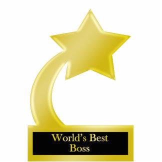 Der beste Chef der Welt, Goldstern-Preis-Trophäe Photofigur