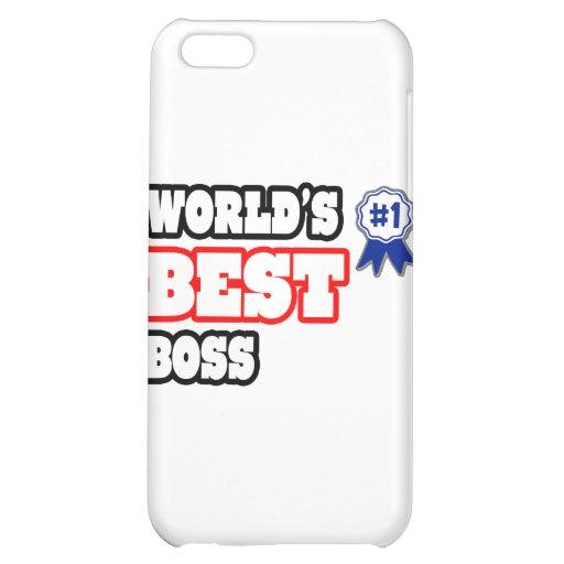 Der beste Chef der Welt Hülle Für iPhone 5C