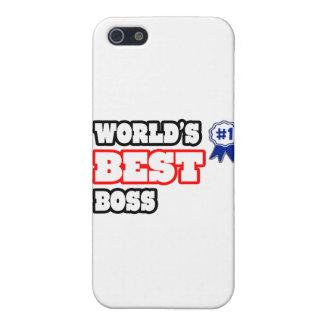 Der beste Chef der Welt iPhone 5 Etui