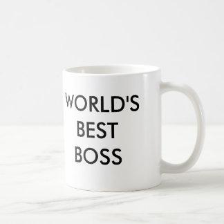 Der BESTE CHEF der WELT, nein, wirklich Tasse