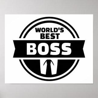 Der beste Chef der Welt Poster