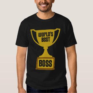 der beste Chef der Welt Shirts
