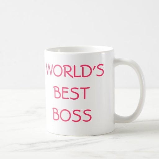 DER BESTE CHEF DER WELT, sind SIE Kaffeetasse
