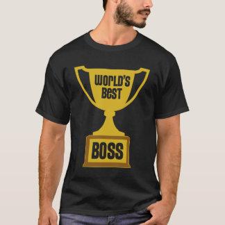 der beste Chef der Welt T-Shirt