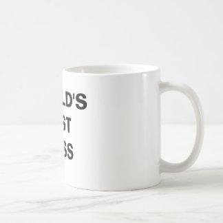 DER BESTE CHEF DER WELT KAFFEE TASSE