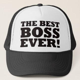 Der beste Chef überhaupt Truckerkappe