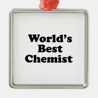 Der beste Chemiker der Welt Weihnachtsbaum Ornamente