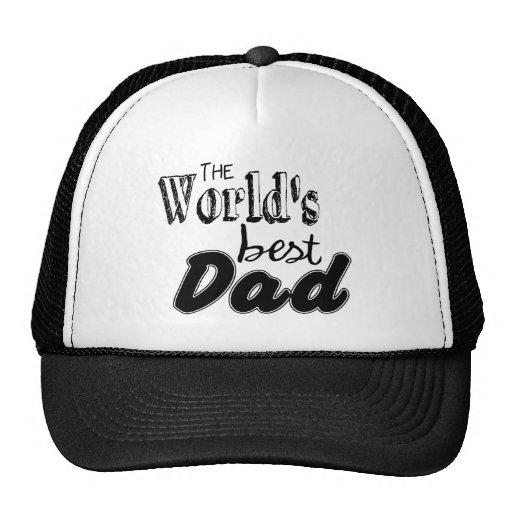 Der beste der Vati-Hut der Welt Kult Kappen