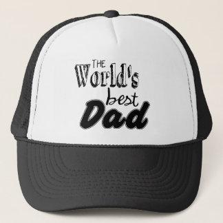 Der beste der Vati-Hut der Welt Truckerkappe