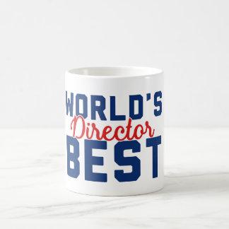 Der beste Direktor der Welt Kaffeetasse