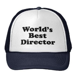 Der beste Direktor der Welt Kappe
