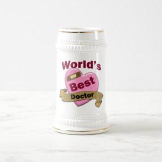 Der beste Doktor der Welt Bierglas