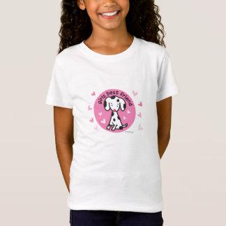 Der beste Freund des Mädchens T-Shirt