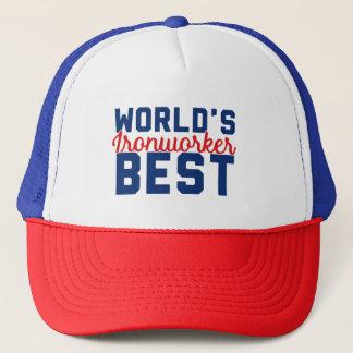 Der beste Hüttenarbeiter der Welt Truckerkappe
