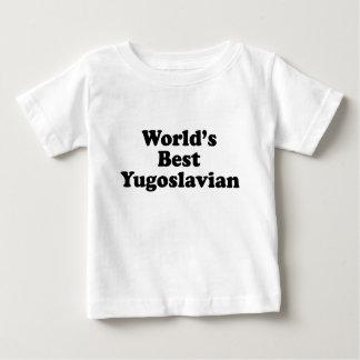 Der beste Jugoslawe der Welt Baby T-shirt