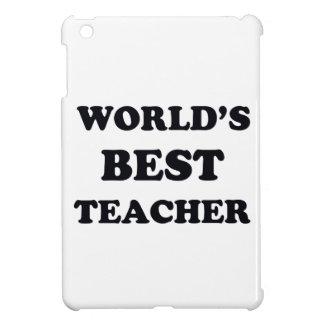 Der beste Lehrer der Welt iPad Mini Hülle