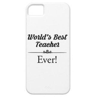 Der beste Lehrer der Welt überhaupt Barely There iPhone 5 Hülle
