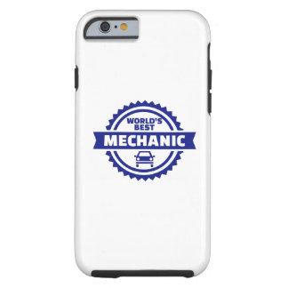 Der beste Mechaniker der Welt Tough iPhone 6 Hülle