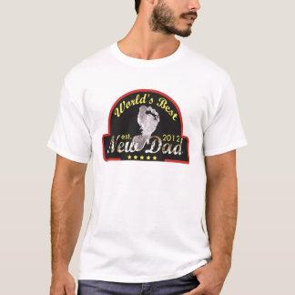 Der beste neue Vati der Welt T-Shirt