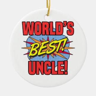 der beste onkel der welt ornamente tolle der beste onkel. Black Bedroom Furniture Sets. Home Design Ideas