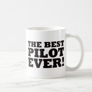 Der beste Pilot überhaupt Kaffeetasse