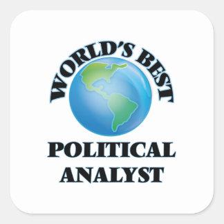 Der beste politische Analyst der Welt