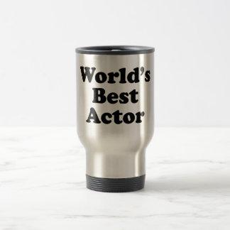 Der beste Schauspieler der Welt Reisebecher