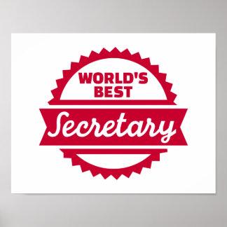 Der beste Sekretär der Welt