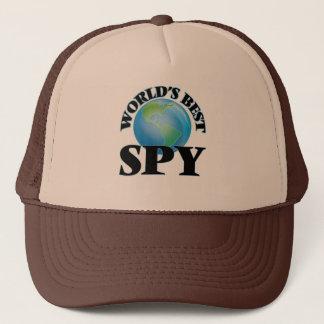 Der beste Spion der Welt Truckerkappe