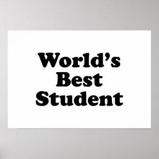 Der beste Student der Welt Poster