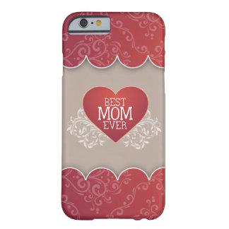 Der beste Tag der Mamma-überhaupt Mutter Barely There iPhone 6 Hülle