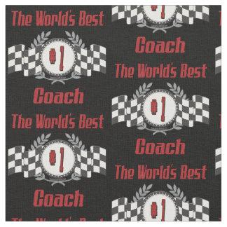 Der beste Trainer der Welt - Nr. eine Stoff