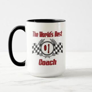 Der beste Trainer der Welt - Nr. eine Tasse