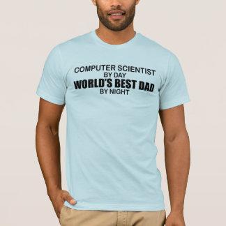 Der beste Vati der Welt - Informatiker T-Shirt