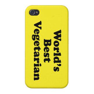 Der beste Vegetarier der Welt iPhone 4 Schutzhülle