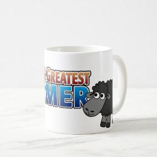 Der bestste Bauer der Welt - schwarzes Schaf Kaffeetasse
