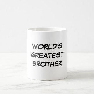 """Der bestste Bruder-"""" Tasse """"der Welt"""