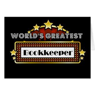Der bestste Buchhalter der Welt Karte