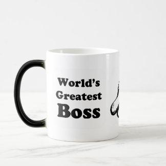 Der bestste Chef der Welt (an neugierigem Verwandlungstasse